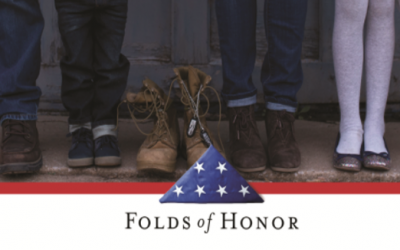 Sockit Gel announces proud partnership with Folds of Honor Foundation